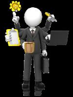 businessman_multi_tasking_400_clr_17779