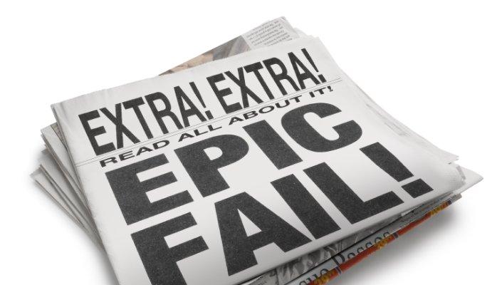 IT Project Management Failures