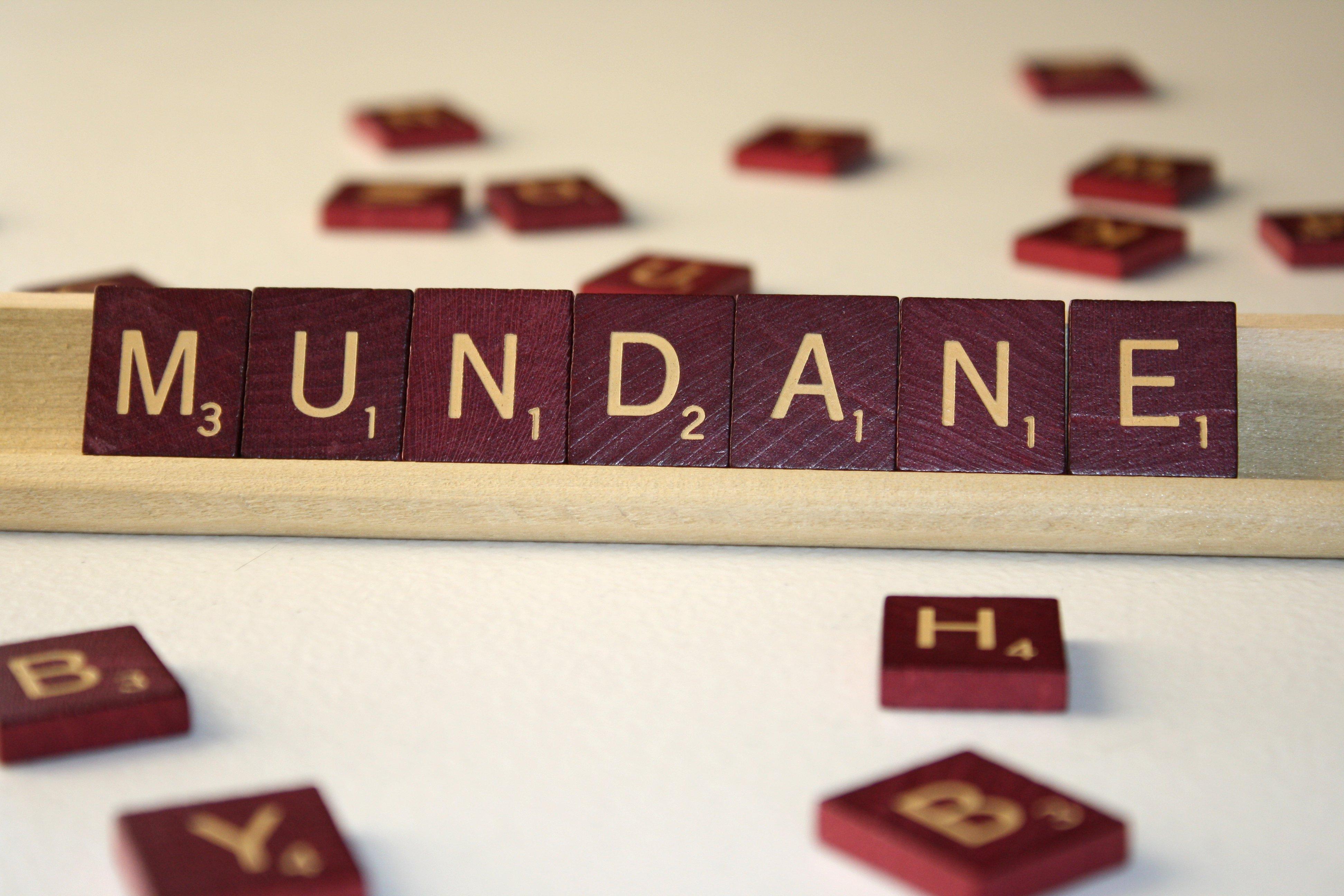 Mundane ERP systems