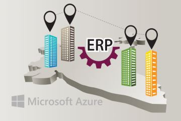 ERP Deployment Options Microsoft Azure