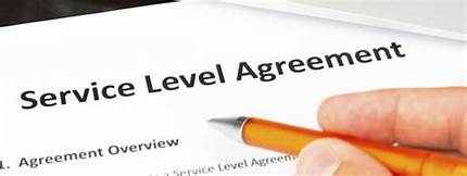 Support Agreements SLA Epicor Service Level Support agreements