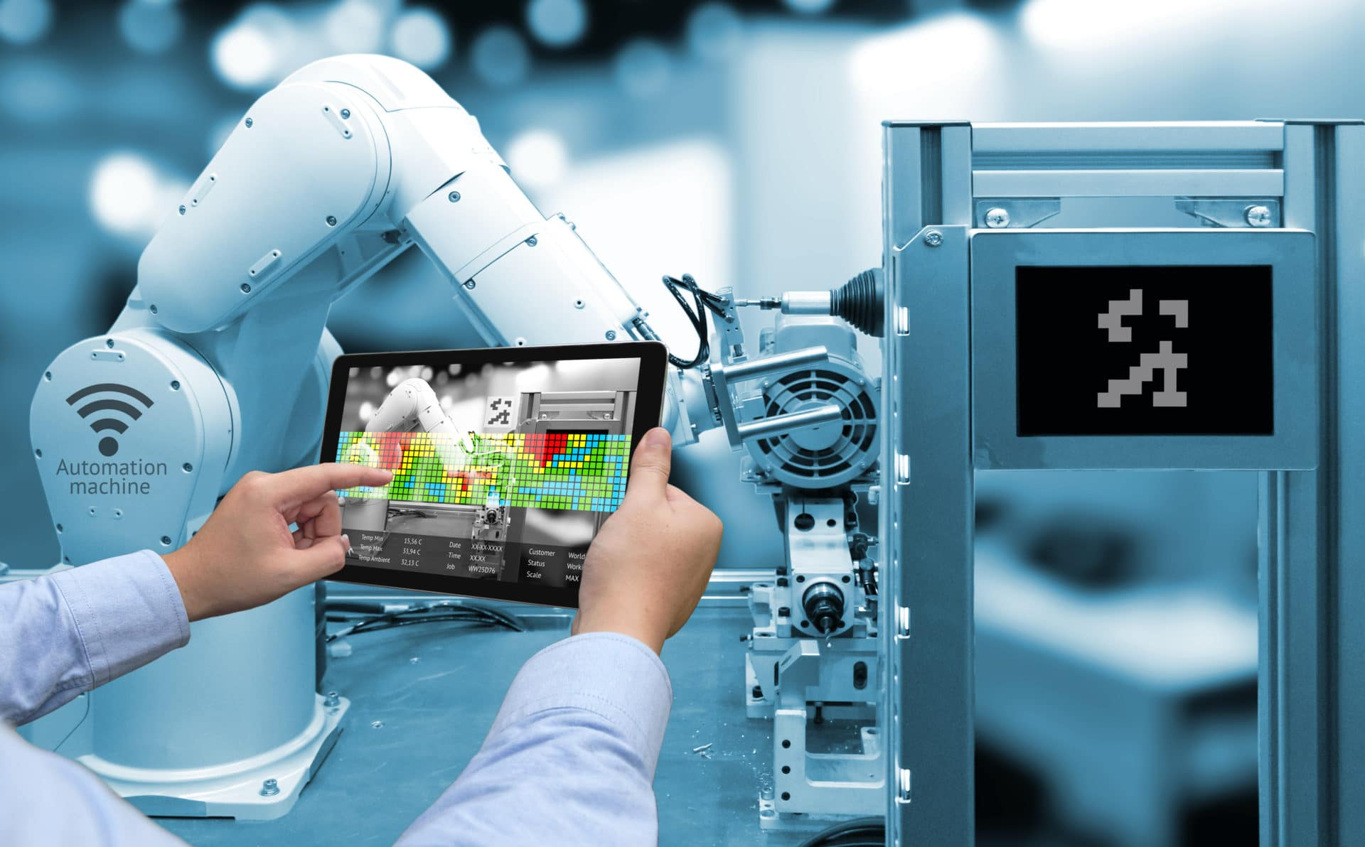 smart manufacturing digital transformation digital trends manufacturers IoT