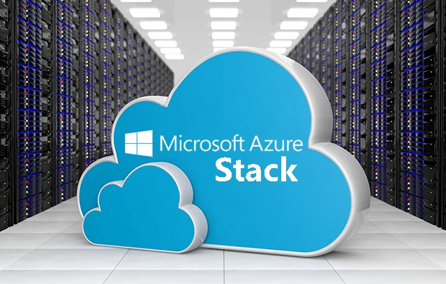 Azure Stack Microsoft Cloud solutions