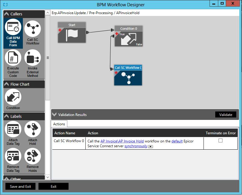 Epicor Business Process Management