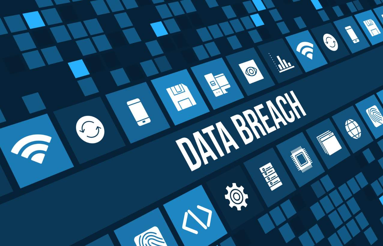 Security Breach Data Breach Security Solutions Cybersecurity 2W Tech