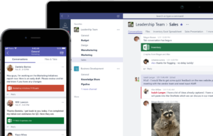 Microsoft Teams Social Collaboration Tools 2W Tech Microsoft Gold Partner Office 365